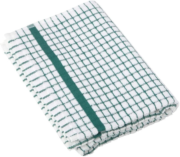 Poli Check Dish Towel
