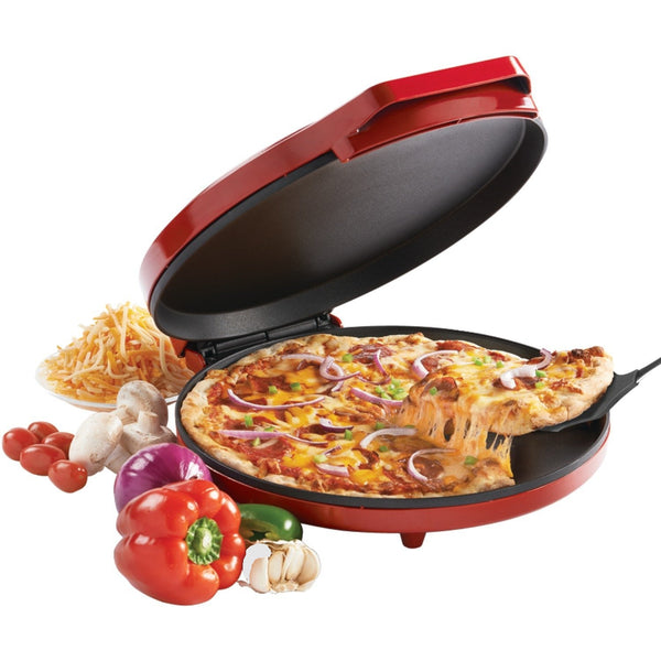 Betty Crocker Red Pizza Maker