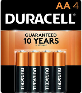 Duracell - CopperTop AA Alkaline Batteries