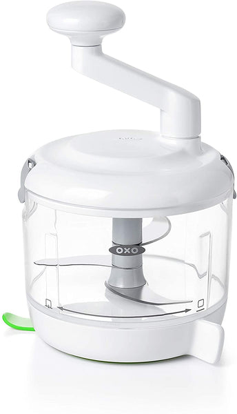 OXO Good Grips One Stop Chop Manual Food Processor