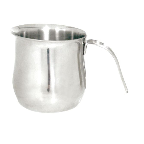 Josef Strauss Stainless Steel Milk Frothing Pitcher - 13.5 ounce