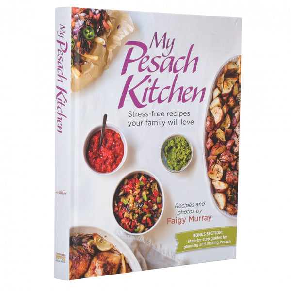 My Pesach Kitchen Cook Book