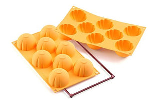 Silikomart Fancy and Function Silicone Pastry Mould - Bloom