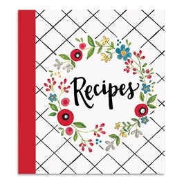 Classic Kitchen Recipe Binder