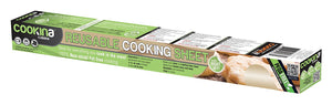 Cookina Cuisine Reusable Cooking Sheet