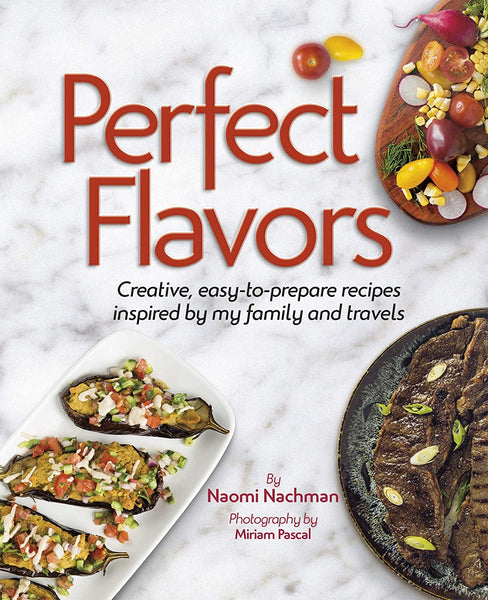Perfect Flavors Cookbook