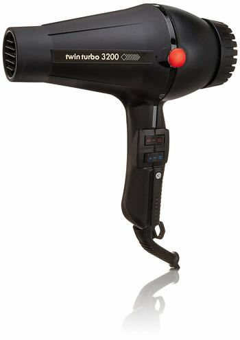 Turbo Power Twin Turbo 3200 Hair Dryer 1900WT