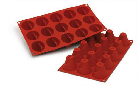 Silikomart 100% Platinum Silicone Medium Cone Mould