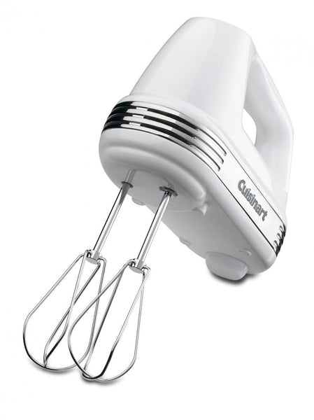 Cuisinart 7-Speed Power Hand Mixer White