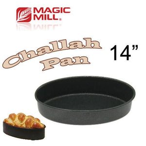 "Magic Mill 14"" Heavy Duty Non-Stick Challah Pan"