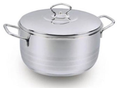 Korkmaz Stockpot with Lid 3qt