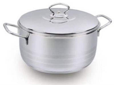 Korkmaz Stockpot With Lid (8.75QT)