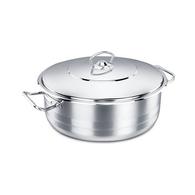 Dutch Oven 15L With Lid Korkmaz
