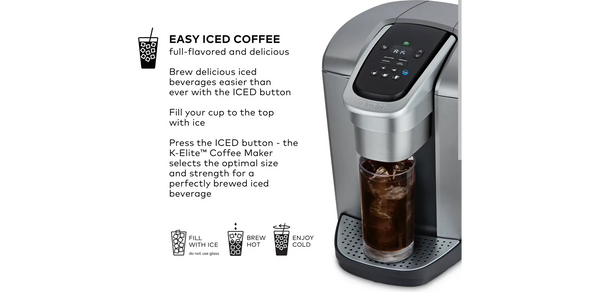 Keurig® K-Elite®  Coffee Maker