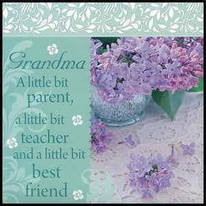 Grandma Sentiment Tea Towel