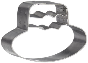 "R&M Hat 2.25"" Cookie Cutter, Metallic"