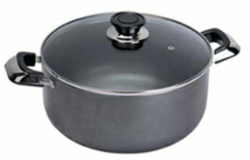 Casserole With Glass Lid 3L
