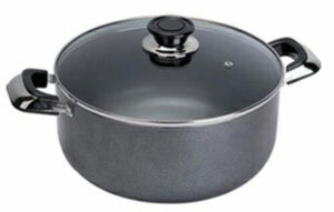 Casserole With Glass Lid 5L