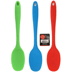 "L.Gourmet Silicone Spoon 11""L"