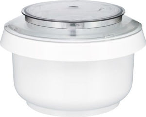 Bosch - Plastic - Mixing Bowl White