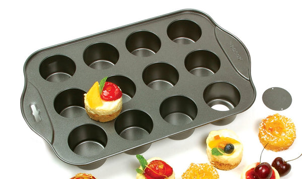 Norpro 3917 Mini Cheesecake Pan