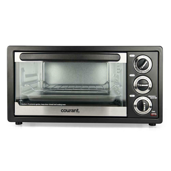 Courant 6-slice Convection Toaster Oven
