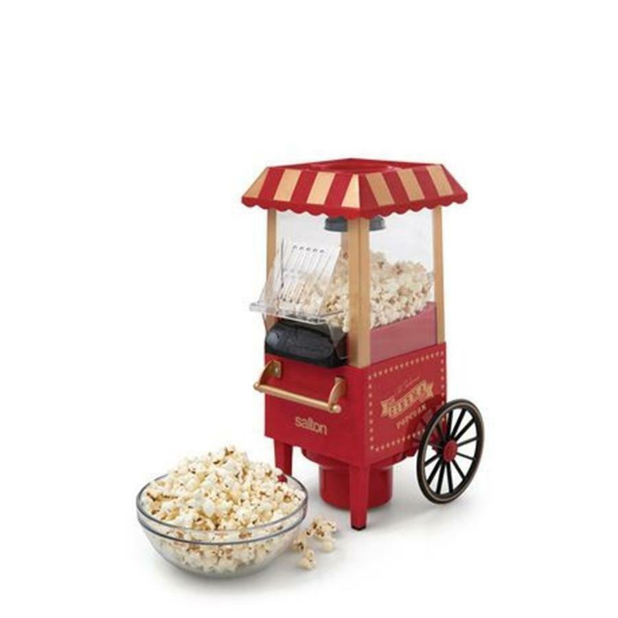 Hot Air Cinema Popcorn Cart