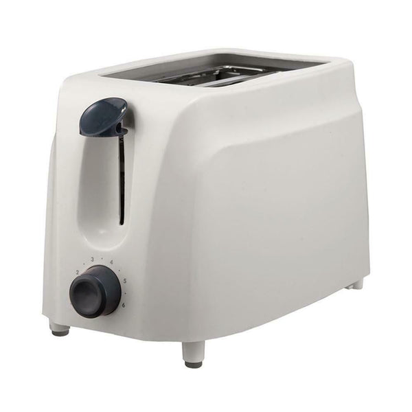 Brentwood Cool Touch 2-Slice Toaster, White