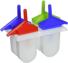 Arrow Plastic Sip-A-Pop Ice Pop Molds