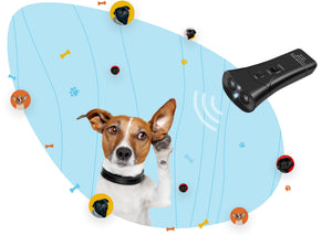 Tech Dog Training Device