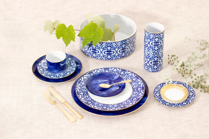Blue Legacy tableware Collection
