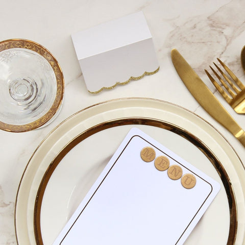 Hostaro Plan your tablescape and evening