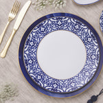Load image into Gallery viewer, Blue Legacy Dinner Plate Hostaro Tableware