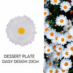 Load image into Gallery viewer, Hostaro Tableware Maria Flor daisy dessert plate