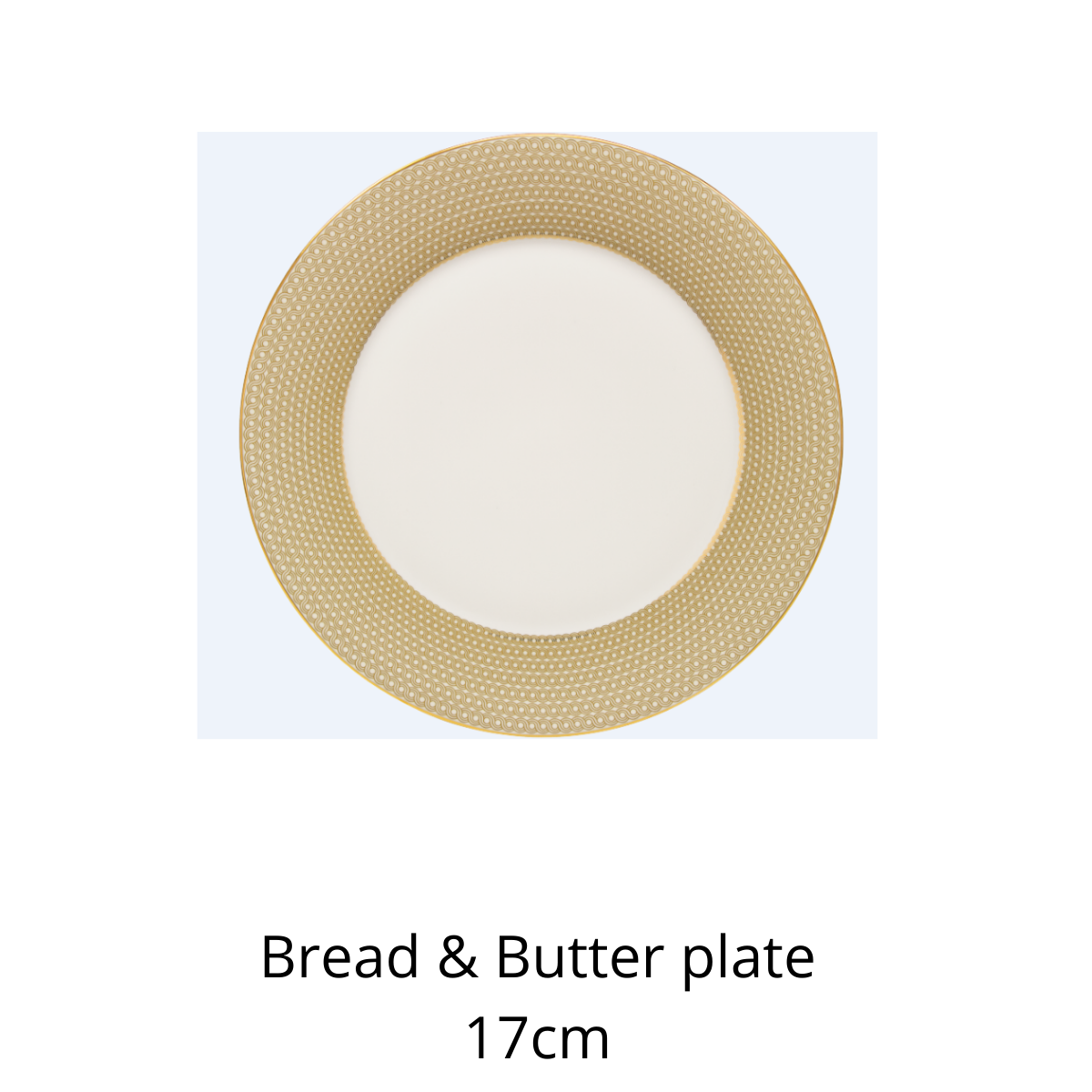 Bread and butter plate Hostaro Tableware