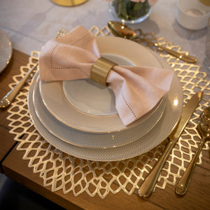 Infinity Table setting Hostaro Tableware