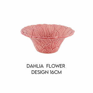 Hostaro Tableware Maria Flor Dahlia cereal bowl