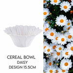 Load image into Gallery viewer, Hostaro Tableware Maria Flor daisy cereal bowl