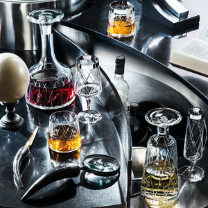 Biarritz Collection Crystal drinksware Hostaro Tableware