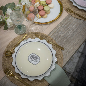 Table setting Herbariae Hostaro Tableware