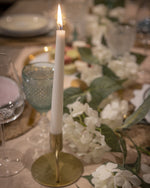 Load image into Gallery viewer, Gold candle holders Hostaro Tableware