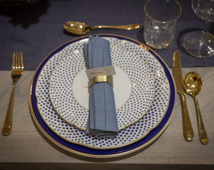 CONSTELLATION D'OR table setting Hostaro Tableware
