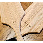 Load image into Gallery viewer, Medium Walnut Cheese Paddle Board - Hostaro Tableware