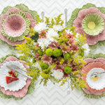 Load image into Gallery viewer, Hostaro Tableware Maria Flor Table setting, tablescape