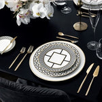 Load image into Gallery viewer, Metro Chic Dinnerware - Hostaro Tableware