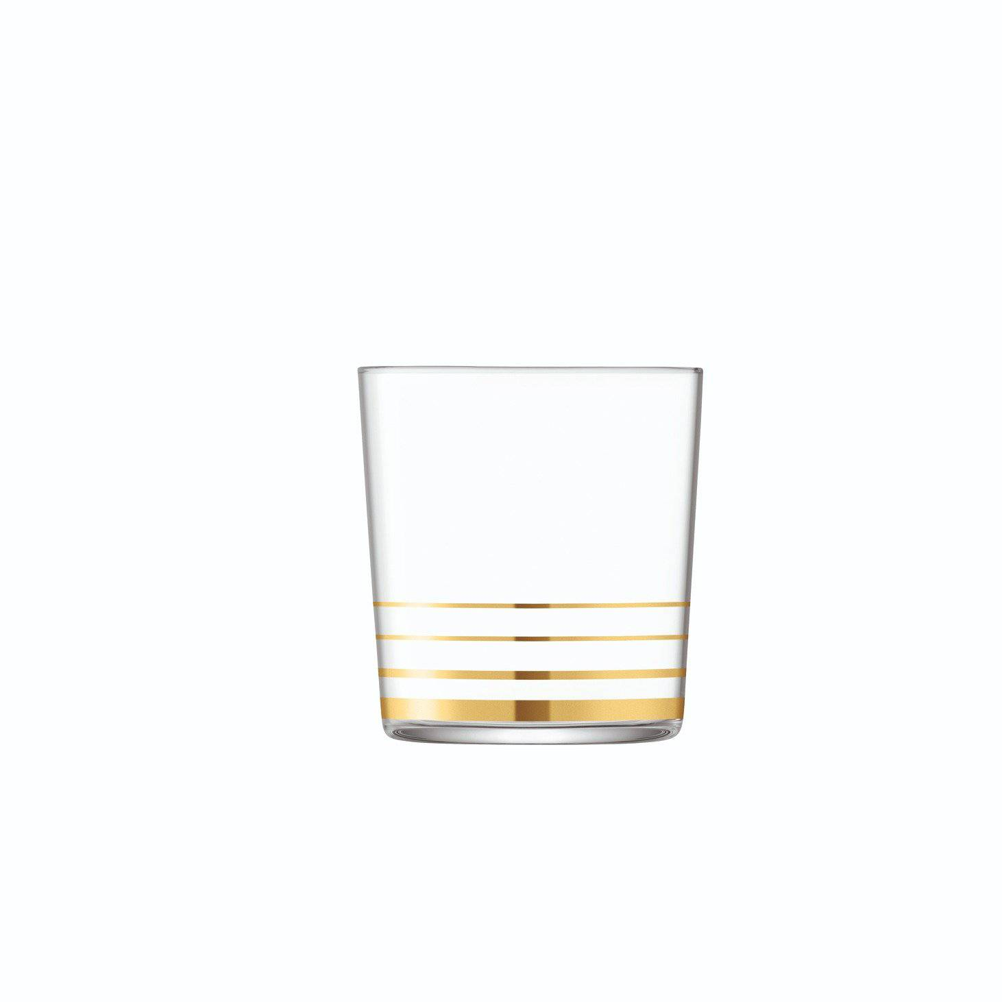 Beverage deco tumblers x 8 - Hostaro Tableware