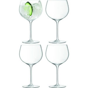 Gin Balloon Glass x 4 - Hostaro Tableware