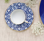 Load image into Gallery viewer, Blue Legacy Teacup and saucer Hostaro Tableware