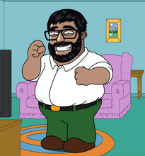 Load image into Gallery viewer, Get Cartooned Familyguy