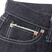 "SAMURAI S510XX25OZ-HJ 25OZ ""HONNOJI INCIDENT MODEL"" DENIM JEANS CLASSIC REGULAR STRAIGHT"